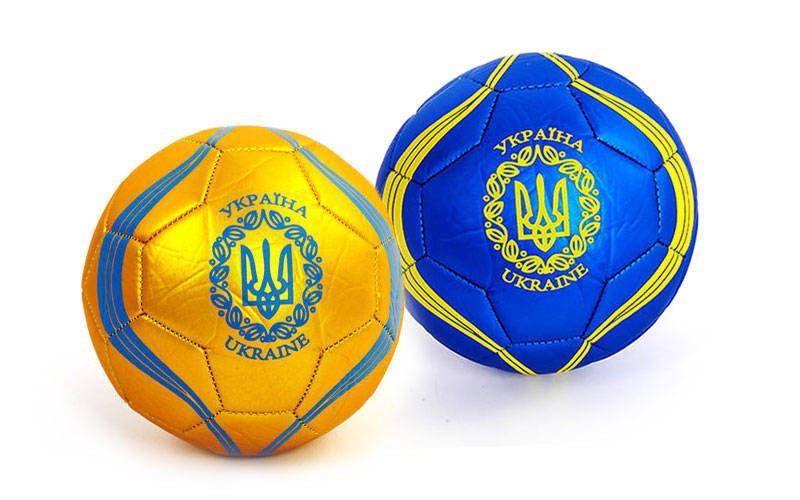 Мяч футбольный Сувенирный Сшит машинным способом (№2)