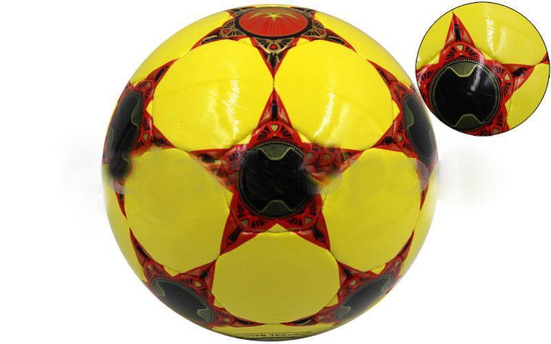Мяч футзал №4 Ламин. PU CHAMPIONS LEAGUE(5 сл., сшит вручную)