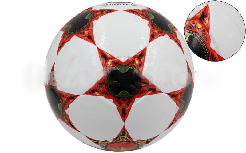 Мяч футзал №4 Ламин. CHAMPIONS LEAGUE(5 сл., сшит вручную)