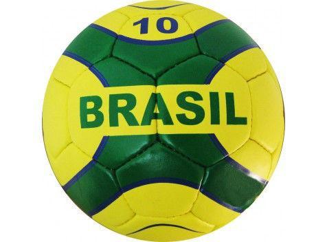 Мяч футбольный Гриппи-5 BRASIL (№5, 5 сл., сшит вручную)