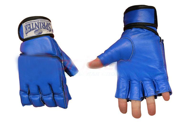 Перчатки без пальцев 58-69