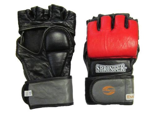 Перчатки для смешанных боевых искусств SPRINTER. Модель Everlast EverGel Grappling