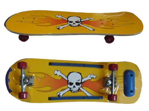 Скейтборд. Размер 46 х 25 см. 3010РР