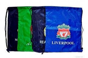 Сумка-рюкзак с логотипами клубов. ВВ-Х1