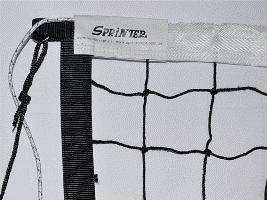 4008-Y Сетка волейбольная диаметр нити 1,8 мм, ячейка 100 х 100 мм