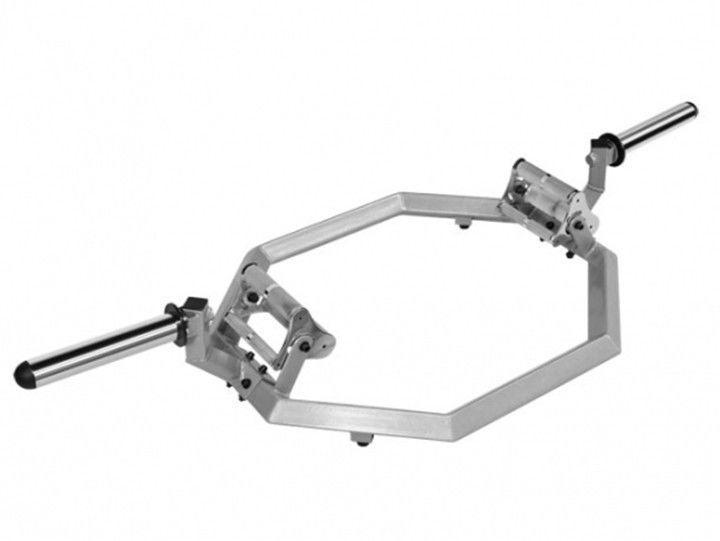 Гриф трэп восьмиугольный SUPER HEX TRAP (р-р 168x80x29 см, рама d-5 см,между рукоятками l-70 см)