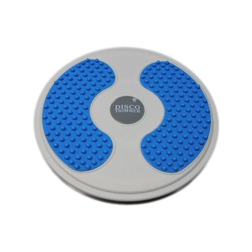 Диск здоровья массажный d-28 см (пластик, толщина-3,3 см)
