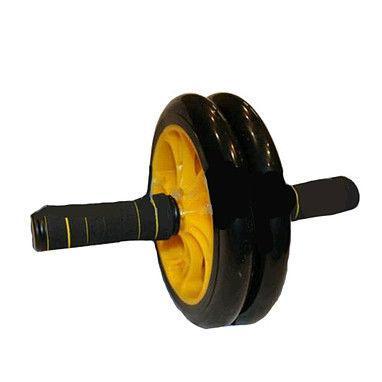 Колесо-триммер двойное (d колеса-19 см, с ковриком)