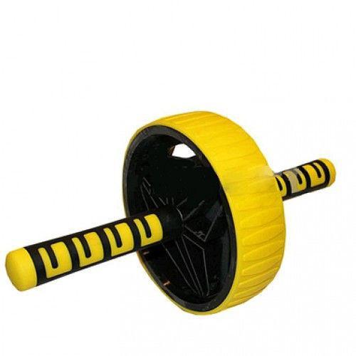 Колесо-триммер одинарное(d колеса-18,5 см, ручка-пластик)