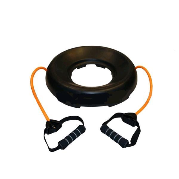 """Подставка со съемными эспандерами для фитбола """"BOSU"""" (2эсп. d-12мм x 2,5мм, l-48см)"""