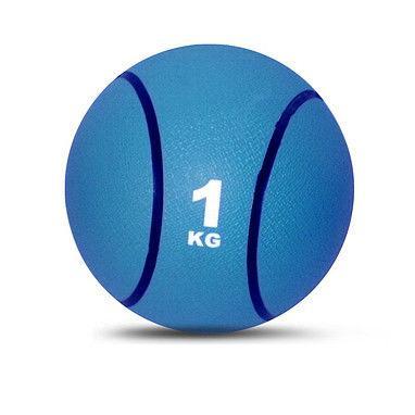 МЕДБОЛ Мяч медицинский 1кг (d-19,5 см)