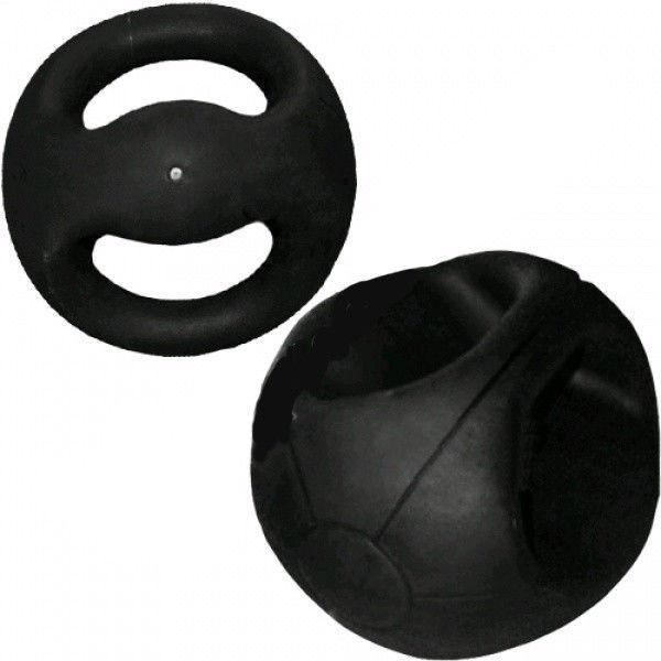 МЕДБОЛ Мяч медицинский с рукоятками 7 кг (d-20 см)