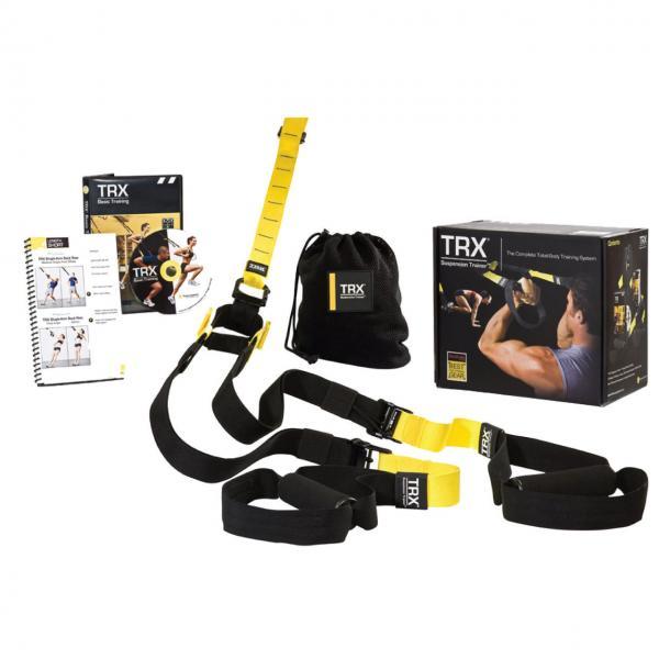 TRX Петли PACK P2 FI-3724-03 (функц.петли,дверное креп, сумка,черный-желтый)