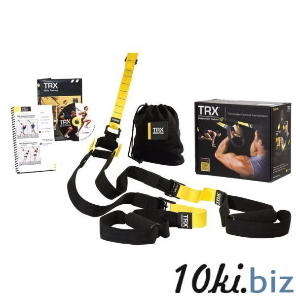 TRX Петли PACK P2 FI-3724-03 (функц.петли,дверное креп, сумка,черный-желтый) купить в Харькове - Лямки, петли атлетические и напульсники