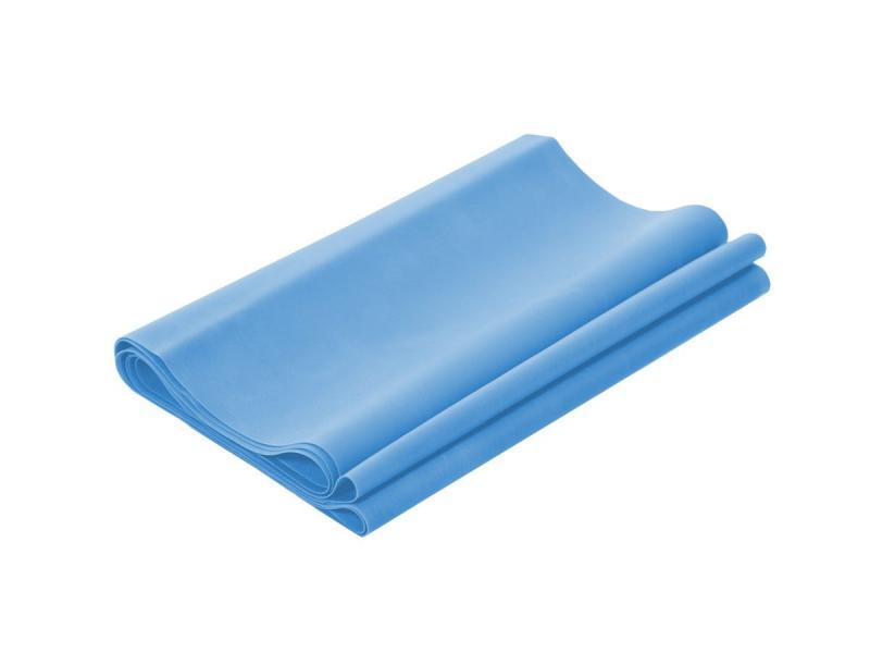 Ленточный эспандер замкнутый (латекс, р-р 104 см x 15 см x 0,50 мм,синяя)