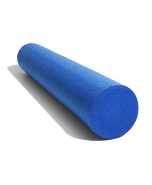 Роллер для занятий йогой гладкий(d-15см, 500гр, голубой)
