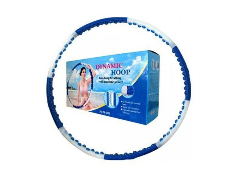 Обруч массажный Hula Hoop DYNAMIC HOOP (d-100 см)