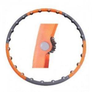 Обруч массажный Hula Hoop MASSAGE HOOP (d-100 см)