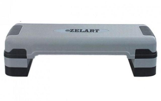 """Степ-платформа """"ZELART"""" (пластик)"""