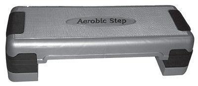 Степ-платформа (пластик, р-р 80x30x10+5+5 см)