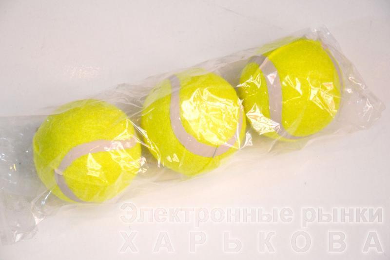 Теннисный мяч  - Мячи, шары для настольного тенниса на рынке Барабашова