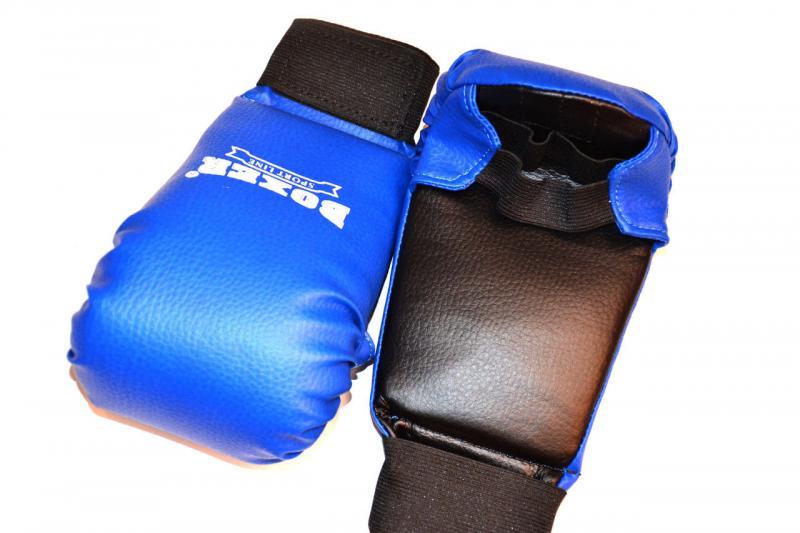 """Перчатки для карате (накладки) """"BOXER"""""""