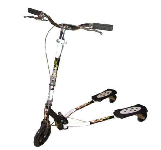 Самокат-трайк TRIKKE SCOOTER 3-х кол. складн. W-3009