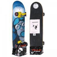 Скейтборд в сборе (роликовая доска) RADIUS RAD-310В
