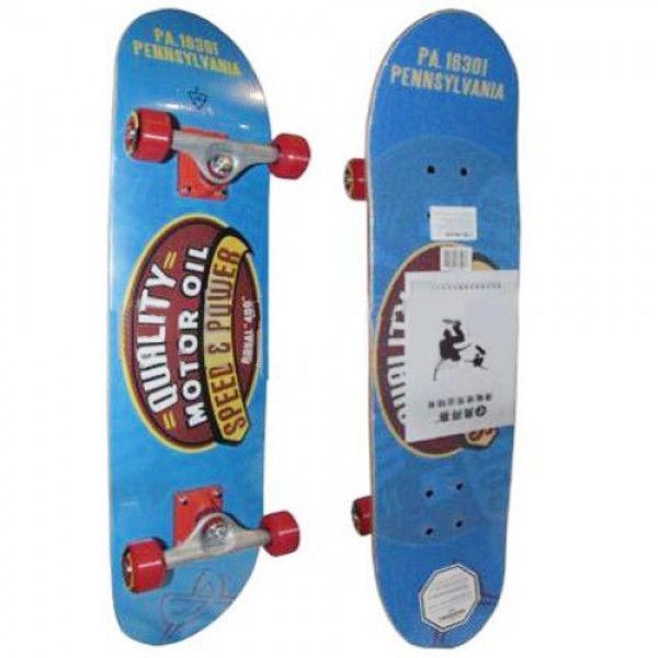 Скейтборд в сборе (роликовая доска) RADIUS RAD-311A