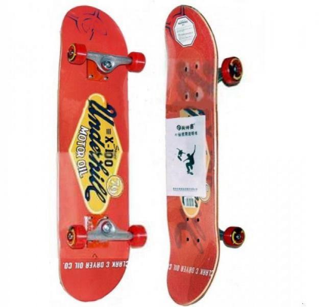 Скейтборд в сборе (роликовая доска) RADIUS RAD-311В