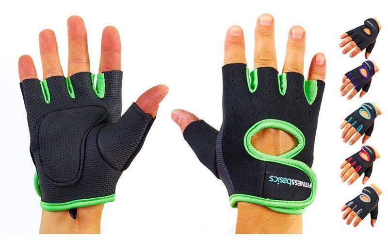 Перчатки для фитнеca ВС-893 FITNESBASICS