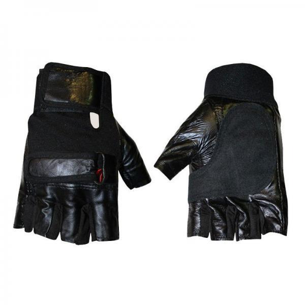Перчатки спортивные PVC (размер-L)