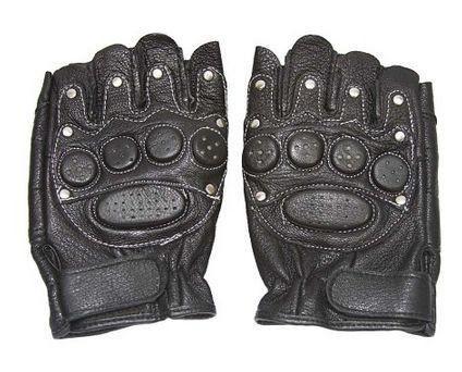 Перчатки спортивные кожаные (р-р L,XL)