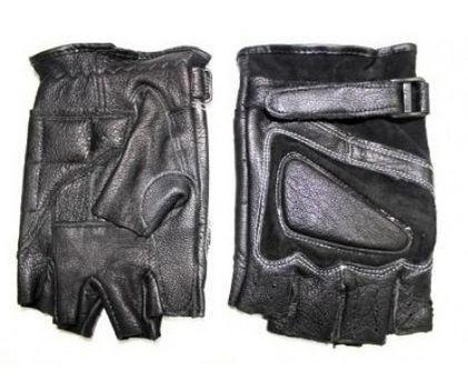 Перчатки спортивные кожа (р-р L,XL)