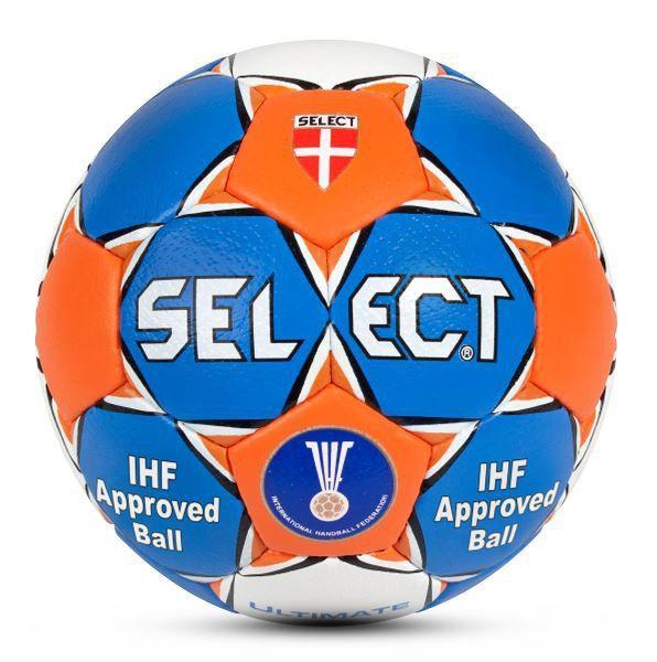Мяч гандбольный SELECT ULTIMATE REPLICA-1 Club training (HPU 1000, р-р 1)
