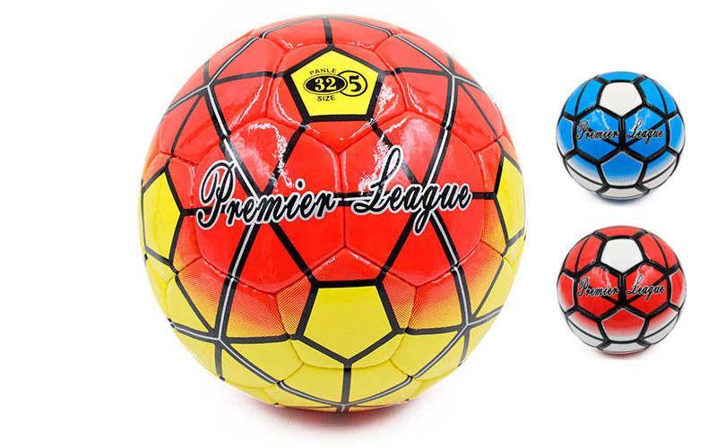 Мяч футбольный PREMIER LEAGUE(№5, 5 сл., цвета в ассортименте)