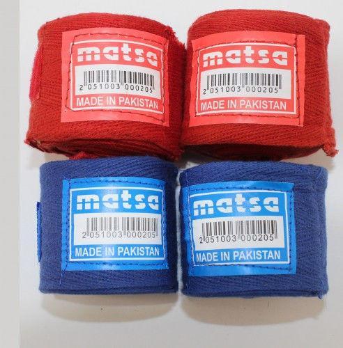 "Бинты боксерские (2шт) ""MATSA"" (l-3 м)"