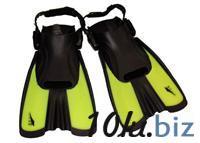 Ласты тренировочные с открытой пяткой (пяточный ремень) SEALS F16 (р-р S-34-38, цвета в ассортименте) Ласты для плавания на Электронном рынке Украины