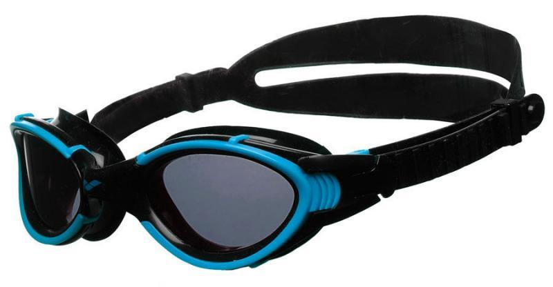 Очки для плавания AR-92416 NIMESIS X-FIT (поликарбонат, TPR, силикон, цвета в ассортименте)