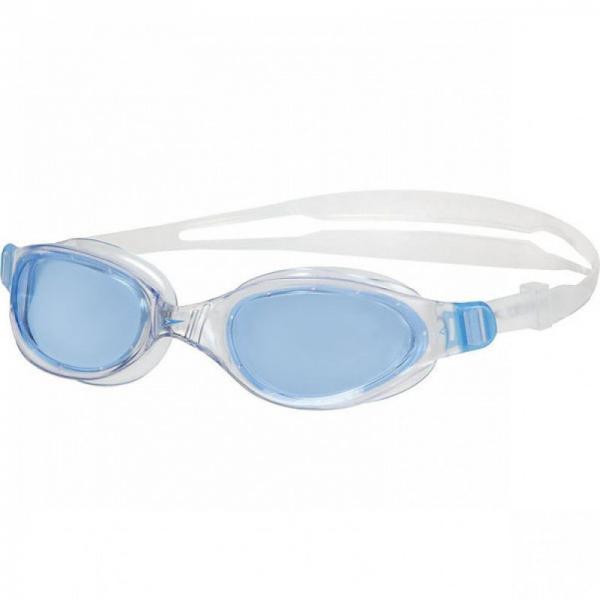 Очки для плавания SPEEDO 809009 FUTURA PLUS (поликарбонат, TPR, силикон, цвета в ассортименте)