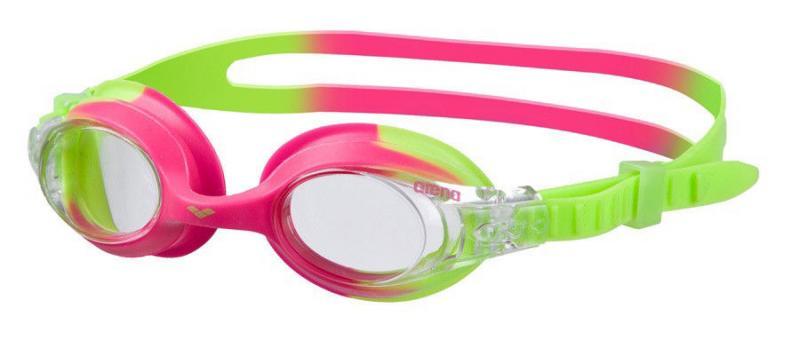 Очки для плавания детские KIDS AR-92377 X-LITE (поликарбонат, TPR, силикон, цвета в ассортименте)