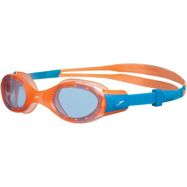 Очки для плавания детские SPEEDO 8012330000 JR FUTURA BIOFUSE (поликарбонат,TPR,силикон,цвета в асс)