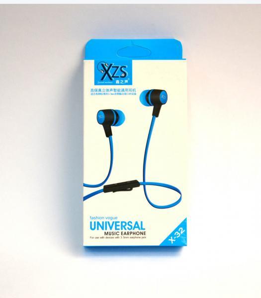 Наушники XZS X-32 Nokia-iPhone