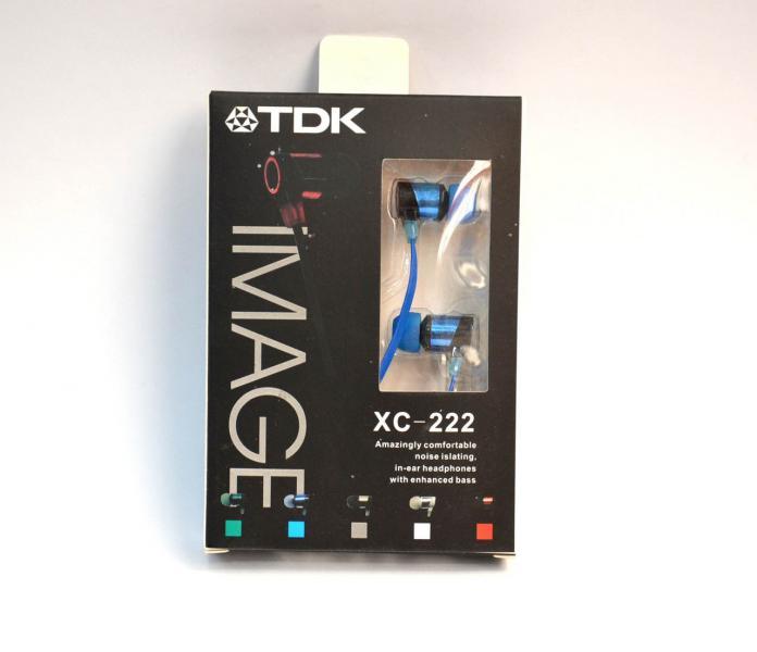 Наушники TDK XC-222