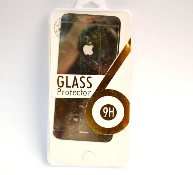 Защитное стекло (2in1) для iPhone 5