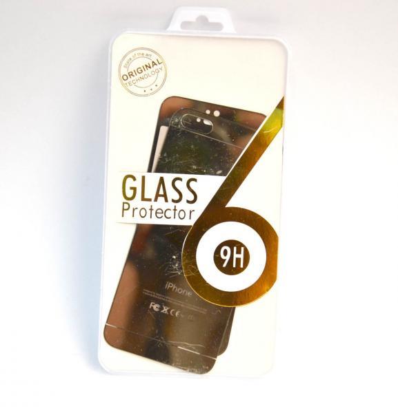 Защитное стекло (2in1) для iPhone 6