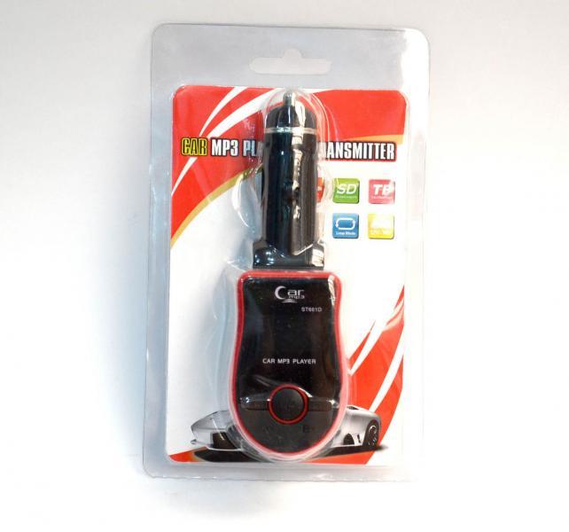 Модулятор MP3-FM ST-661D