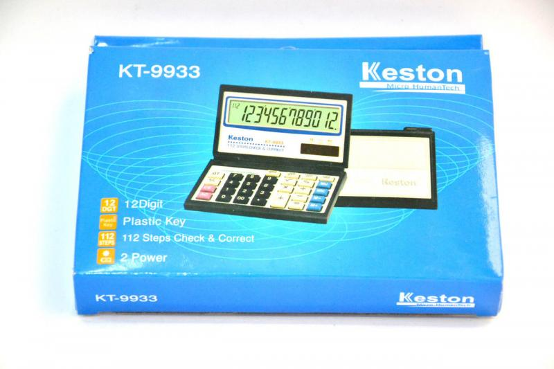Kалькулятор Keston KT-9933