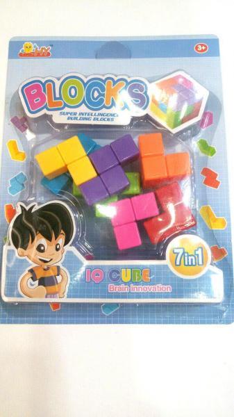Тетрис-куб