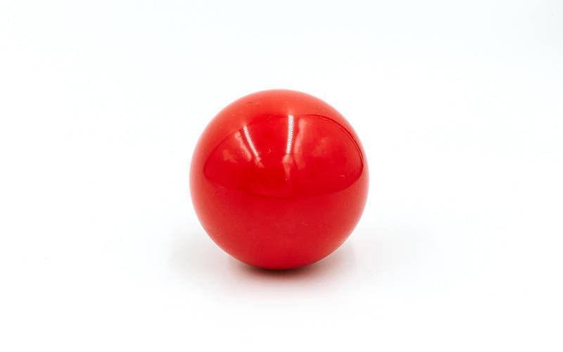 Биток (d-57мм, пул, красный, цена за 1 шт)